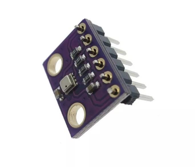 Modulo Bme280 Sensor De Temperatura Humedad Presion Arduino